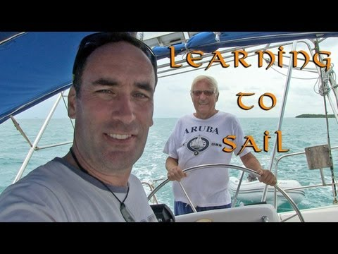 Sailing the Caribbean - Learning to Sail