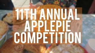 Happy Pear Apple Pie Competition | VLOG 58
