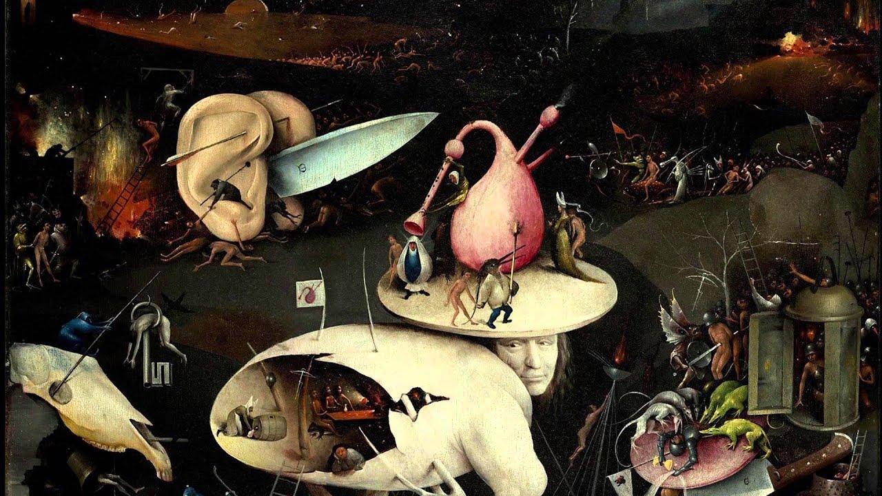 The Garden of Earthly Delights Hieronymus Bosch Le Jardin des