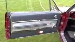 1965 Galaxie 500 XL 4spd Fastback