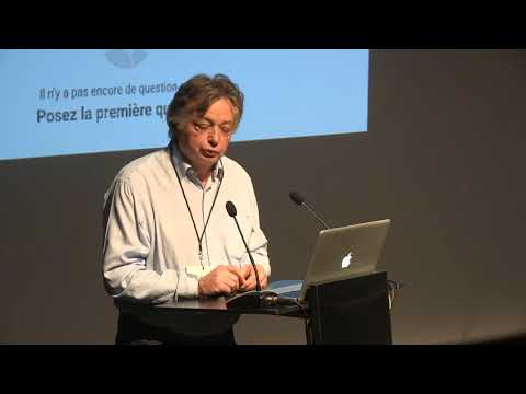2016 Bordeaux Conference Du Millesime - Jacques Dupont - Keynote