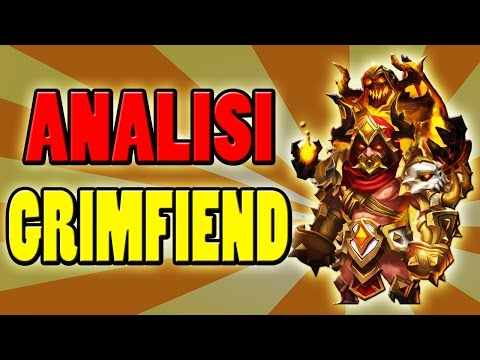 TUTTO SU GRIMFIEND | Analisi Dell'Eroe #19 - Castle Clash ITA