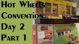 Hot Wheels Convention Los Angeles Day 2 - Part 1 – Video #237 – October 4th, 2017