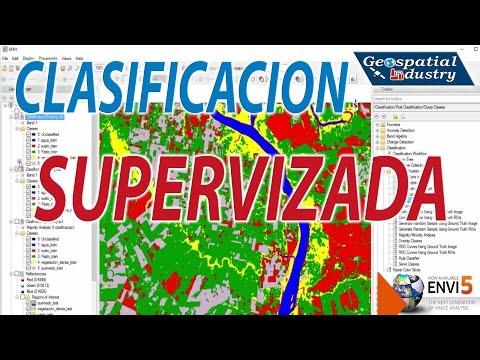 Tutorial Clasificacion Supervizada ENVI 5.3 - Solo Cientificos