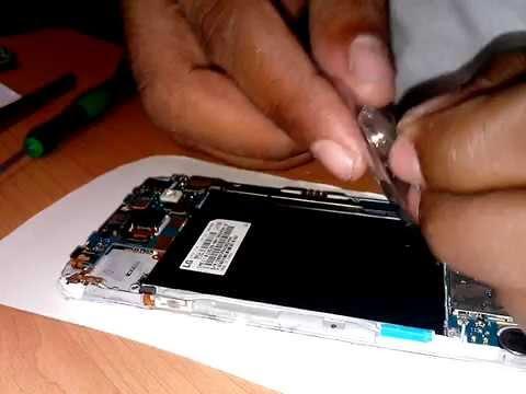 lg optimus g tarjeta de memoria