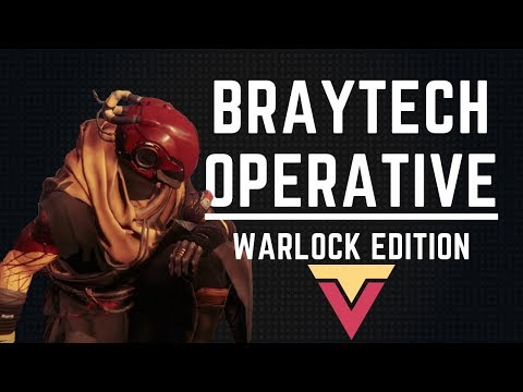 PART 2 Braytech Operative: Warlock Edition (No Commentary)
