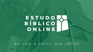 Estudo Bíblico - Mateus - 17.1-8 (19/11/2020)