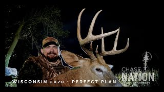 WISCONSIN 8-POINT BUCK 2020 - Bow Hunting Whitetails