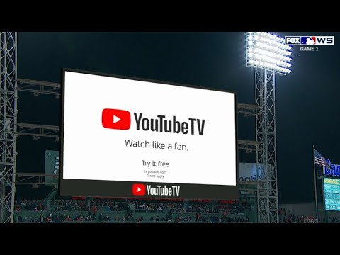 Watch The World Series On YouTube TV