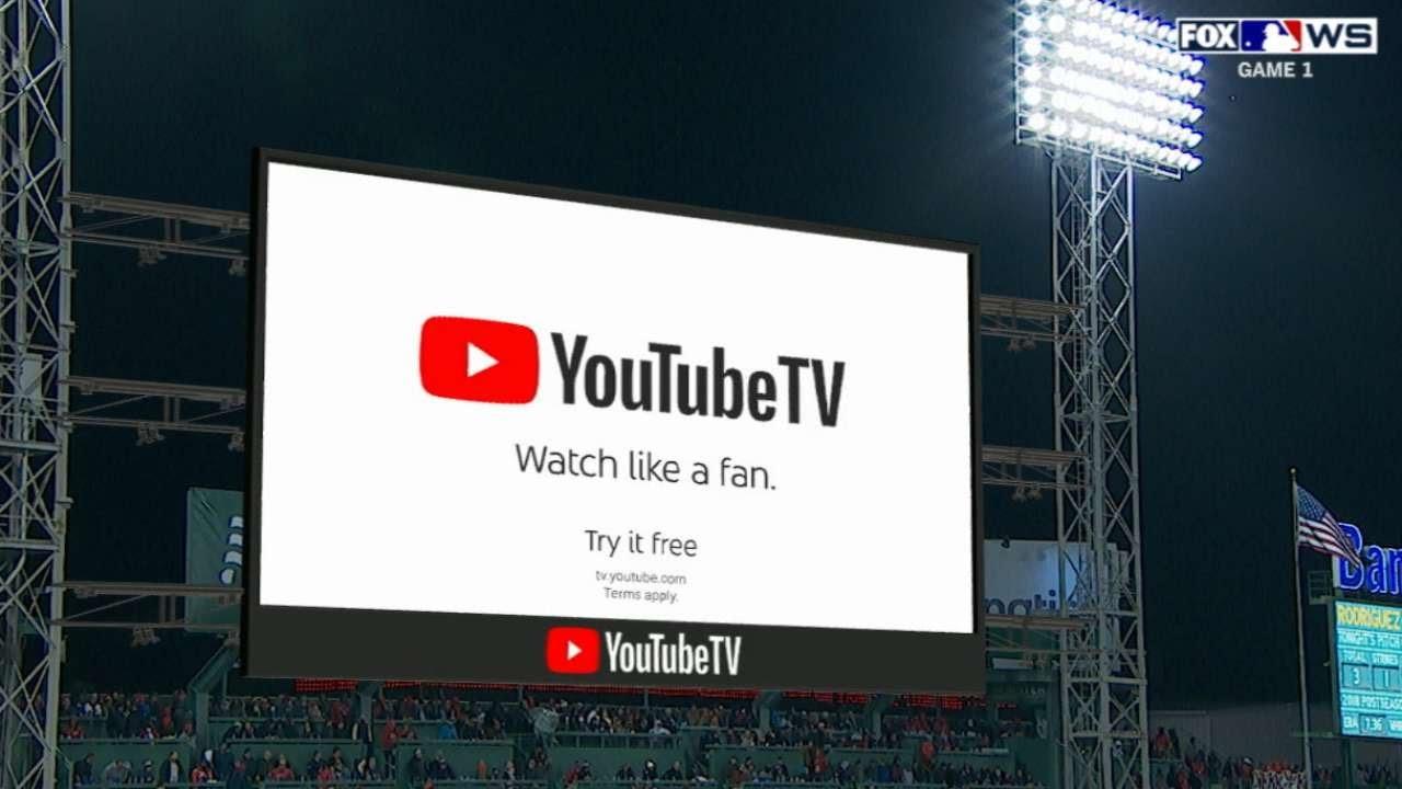 f3bff723b Watch the World Series on YouTube TV - YouTube