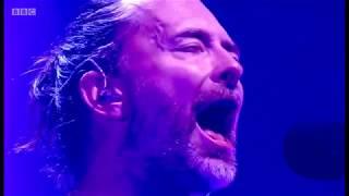 Radiohead Airbag Glastonbury 2017