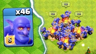 NEW LEVEL 5 BOWLERS ARE SO SAVAGE!! - Clash Of Clans