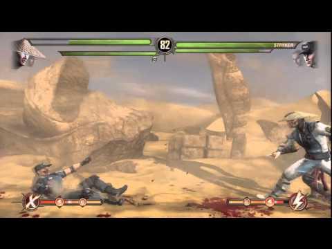 Mortal Kombat Komplete Edition | Tag team  - 720p ᴴᴰ/PS3