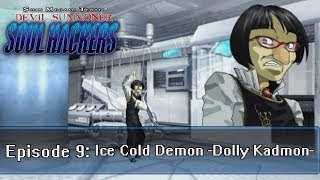 Soul Hackers Playthrough Ep 9: Ice Cold Demon -Boss-