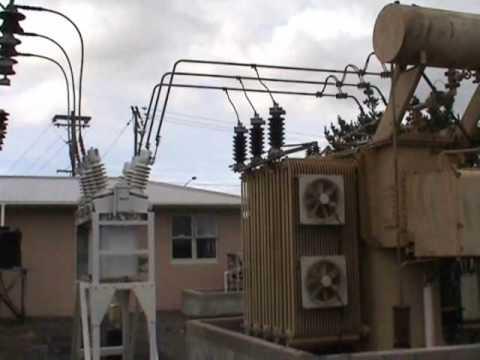 Livening up a 12500 kVA transformer