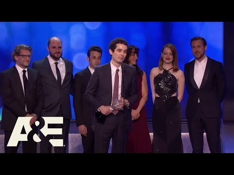 """La La Land"" Wins Best Picture 