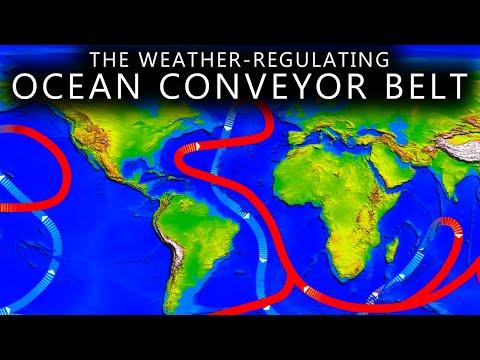 We're Disrupting the All-Important 'Ocean Conveyor Belt'