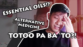 BREAKING MY SILENCE jk   About Doc Adam's Goodbye YT, Essential Oils, & Why It's All Frustrating
