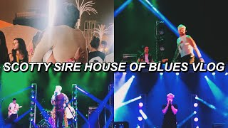 SCOTTY SIRE HOUSE OF BLUES VLOG