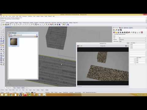 ARCH 230 - Maxwell Materials and Texture Mapping