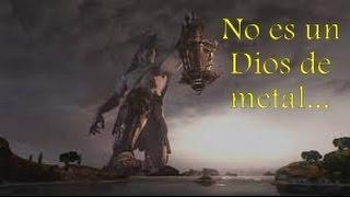 No es un Dios de metal