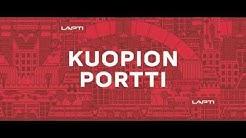 Kuopion Portti - Rakennusliike Lapti