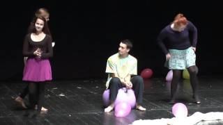 Karel Čapek - El vivo de insektoj - UK NITRO 2016 - divadlo DOMA Svitavy