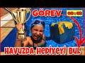 Öykü wants to eat Black Noodle Masal feeds Sister - YouTube
