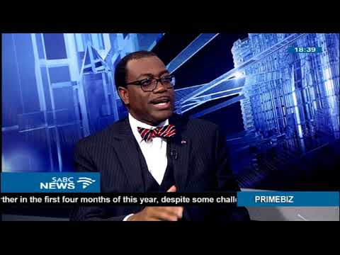 Launch of the Africa Investment Forum: Akinwumi Adesina