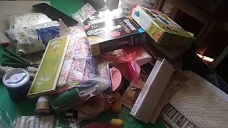 Накопительство злюсь...хлам, мусор, ненужные вещи...