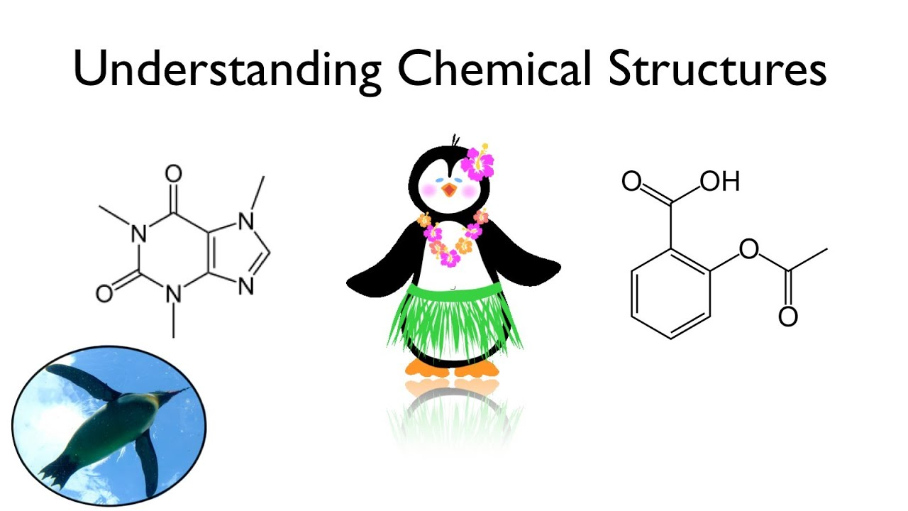 hight resolution of making sense of chemical structures