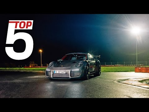 Porsche Top 5 – Most thrilling attributes of the 911 GT2 RS