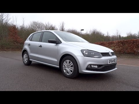 2014 Volkswagen Polo 1.0 60 S A/C (5-door) Start-Up and Full Vehicle Tour
