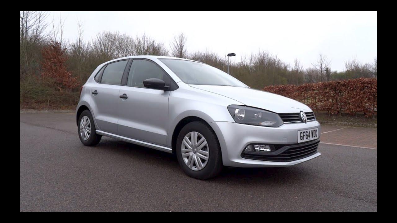 2014 Volkswagen Polo 1.0 60 S A/C (5-door) Start-Up and Full Vehicle Tour - YouTube & 2014 Volkswagen Polo 1.0 60 S A/C (5-door) Start-Up and Full Vehicle ...