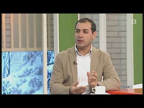 Introducing Armenia Trails Project On 1tv.am