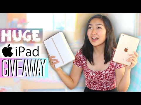 Huge iPad Mini Giveaway + Collabaway!! | Collab with me! JENerationDIY
