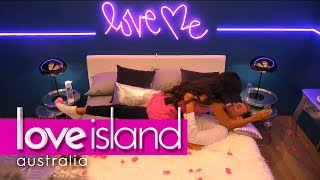 Australia picks Josh and Amelia to go to the hideaway | Love Island Australia 2018