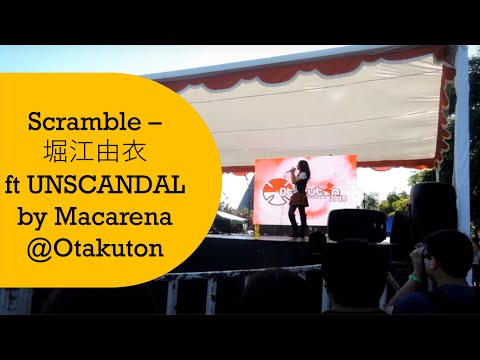Scramble - Yui Horie ft Unscandal Cover