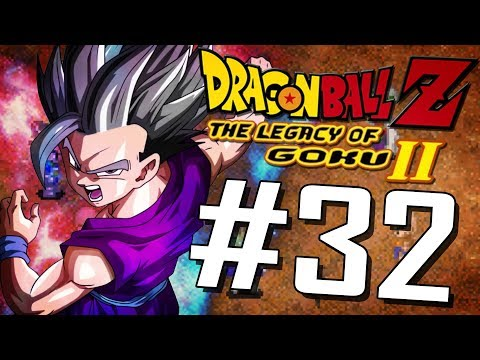 Gohan Release Your Power! Show Your ULTRA INSTINCT! | Dragon Ball Z: The Legacy of Goku II - Part 32