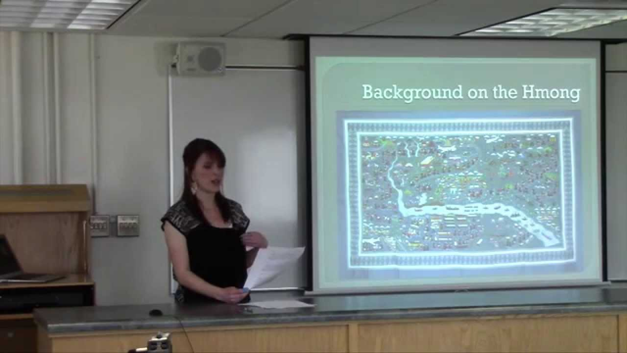 Master's thesis anthropology