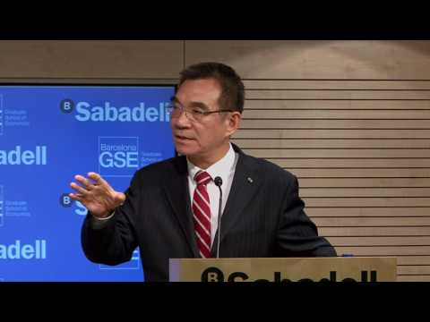 Will China Continue to be a Growth Engine in the World?   Justin Yifu Lin, BGSE Lecture
