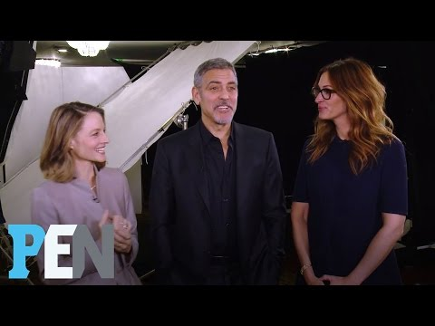 Money Monster: The Song That Gets George Clooney To Dance | PEN  | People