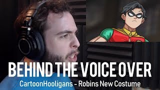 Behind the Voice Over : CartoonHooligans - ROBIN WANTS A NEW COSTUME