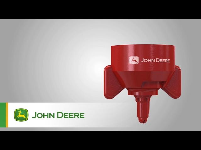 Buses de pulvérisation John Deere - LDA