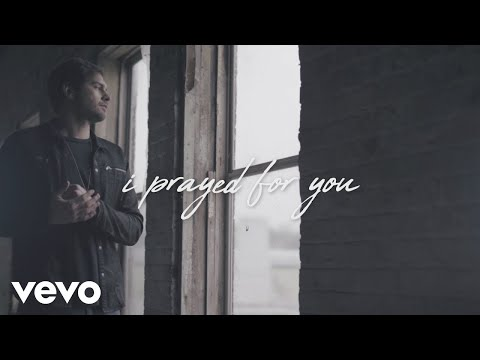 Matt Stell - Prayed For You (Lyric Video)