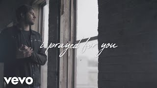 Matt Stell - Prayed For You (Lyric Video)