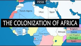 Скачать Colonization Of Africa Summary From Mid 15th Century To 1980