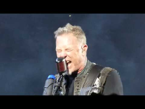 Metallica - Now That We're Dead (Live in Copenhagen, February 7th, 2017)