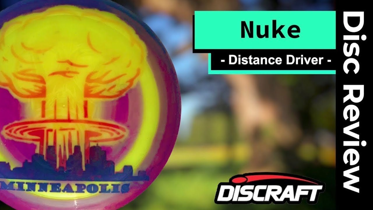 Discraft Nuke - Read Reviews and Get Best Price Here!
