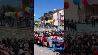 Gambar cover Bir başkadır benim memleketim  23 nisan kutlamaları